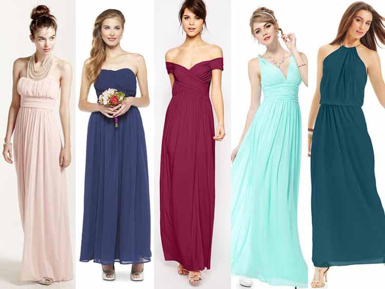 c887a93bae3e5 10 Budget-Friendly Long Bridesmaid Dresses Under  100