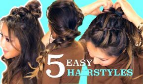 5 Easy & Hot Hairstyles for This Summer