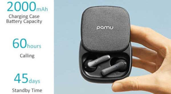 PaMu Slide: Wireless Headphones Has Low Price But Lasts up to 60 Hours Battery